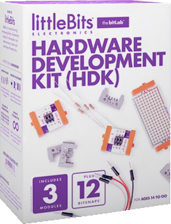 littleBits Hardware Development Kit