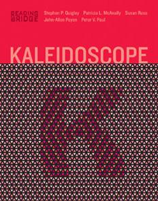 Reading Bridge — Second Edition: Kaleidoscope Level 2 Book 2