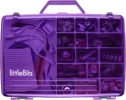 littleBits Purple Tacklebox