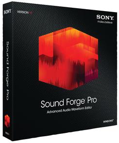 Sound Forge Pro 11 Academic