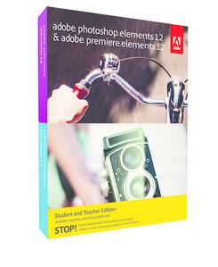 Adobe Photoshop Elements 13 & Premiere Elements 13 Student & Teacher Edition