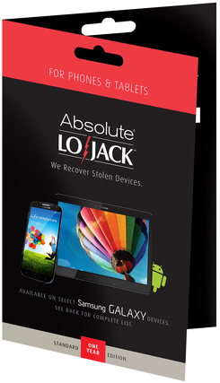 Absolute Software LoJack for Mobile Standard Academic