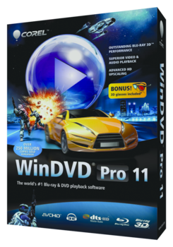 Corel WinDVD Pro 2011 Educational