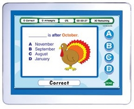 Mastering Math Skills - Grade 1 Interactive Whiteboard CD - Site License
