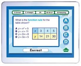 Algebra Skills - Grades 6 - 10 Interactive Whiteboard CD - Site License