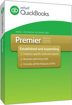 QuickBooks Premier 2015 for Windows