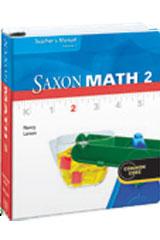 Saxon Math 1 Year Teacher Edition eTextbook ePub Grade 2