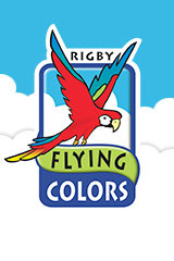 Rigby Bookrooms: Flying Colors Package Levels A-D
