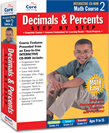 Math Course 2 - Decimals & Percents Step by Step