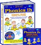 PHONICS 1b - Consonant Sounds