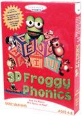 3D Froggy Phonics