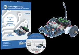 Exploring Robotics with ARX ASURO Robot - Classroom Pack