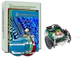 Exploring Robotics with Electronics for Boe-Bot - Single
