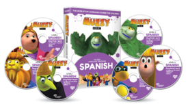 Muzzy Classroom DVD Set