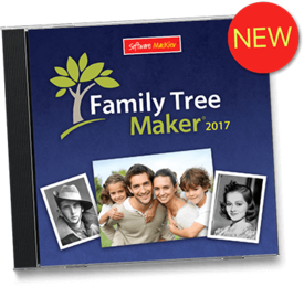 Family Tree Maker 2017 for Windows