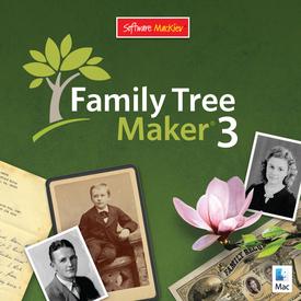 Family Tree Maker 3.1 for Mac