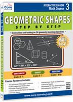Math Course 3 - Geometric Shapes Online