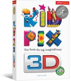 KID PIX 3D 2.2