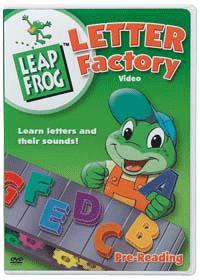 Leapfrog - Letter Factory DVD and Little Ears CD Set