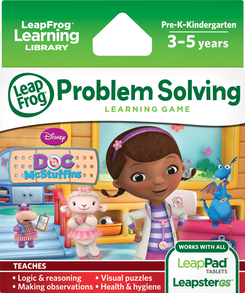 LeapFrog LeapPad Game: Disney Doc McStuffins