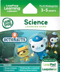 LeapFrog LeapPad Game: Octonauts