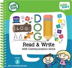 LeapFrog LeapStart Read & Write Activity Book