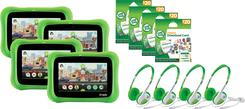 LeapFrog Epic 2.0 Academy Edition Bundle (4-Pack)