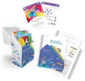 Learn to Code Curriculum Pack