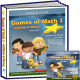 Games of Math 1 - Addition & Money