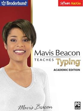 Mavis Beacon Teaches Typing - Academic Windows Edition