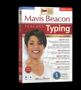 Mavis Beacon Teaches Typing - Academic Windows Edition