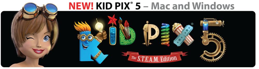 KID PIX 5