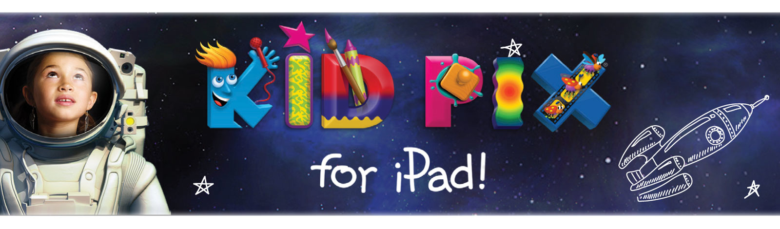 KID PIX for the iPad