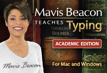 Mavis Beacon Teaches Typing image