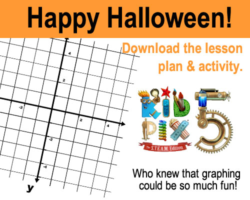 Halloween Graphing Fun image