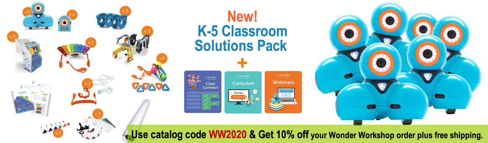 K-5 Classroom Solution Pack - New!