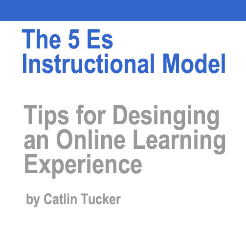 5 Es Instructional Model image