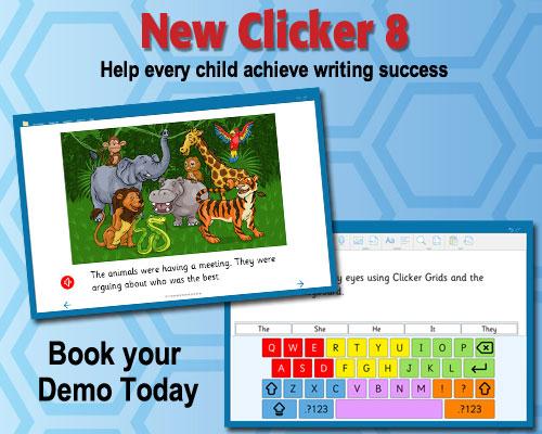 Clicker - Book a Demo image