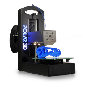 Polar 3D Elementary School Polar 3D Printer Pack