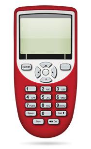 Qwizdom Q6 Student Response Hardware