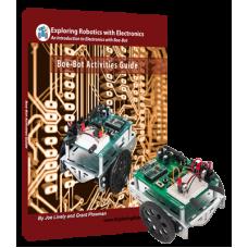 Boe-Bot Single Bundle - Robot with Curriculum