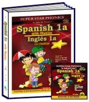 Spanish 1a/Igles 1a with Phonics con Fonetica