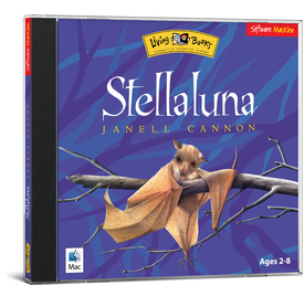 Stellaluna Interactive Storybook from Living Books