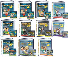 Super Start Eleven - 11 Programs