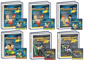 Phonics Super Star Super 6
