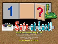 Safe at Last! | Special Education