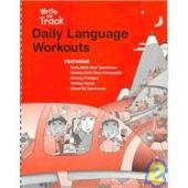 Great Source Write on Track Daily Language Workout | Language Arts / Reading