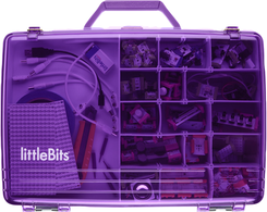 littleBits Purple Tacklebox | Science