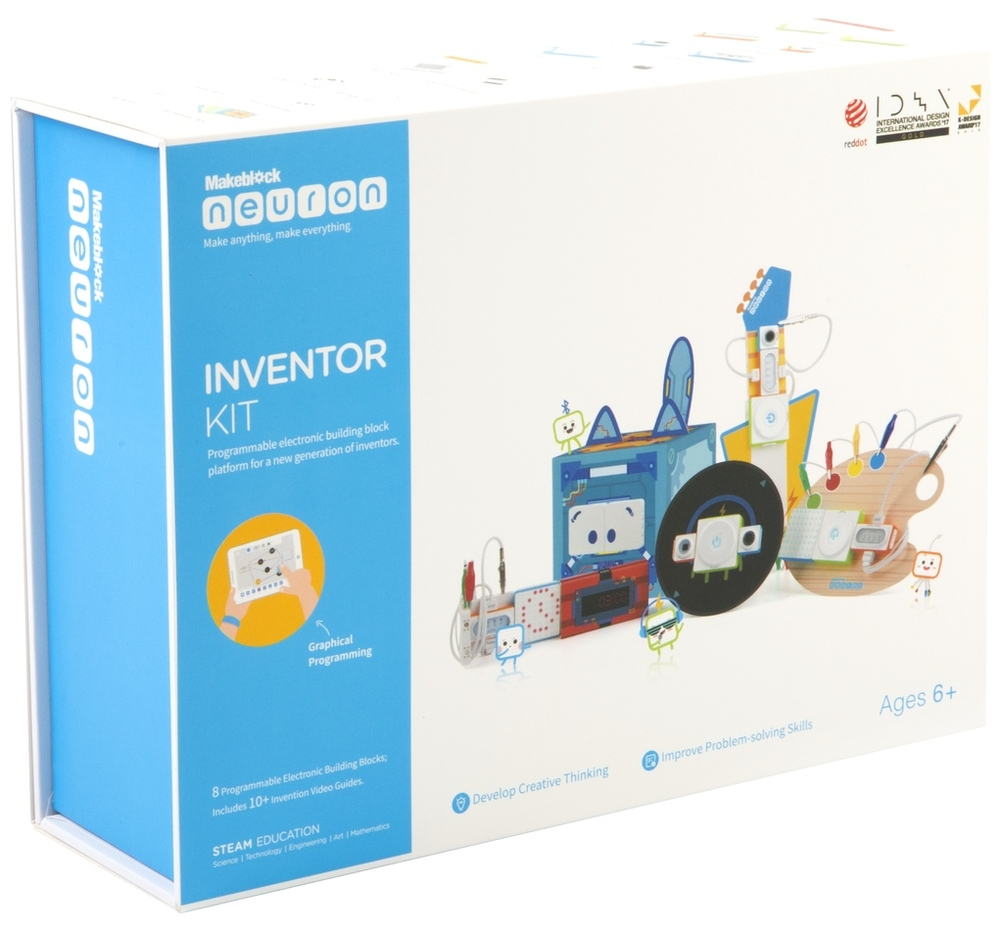 Makeblock Neuron Inventor Kit | Product Repository