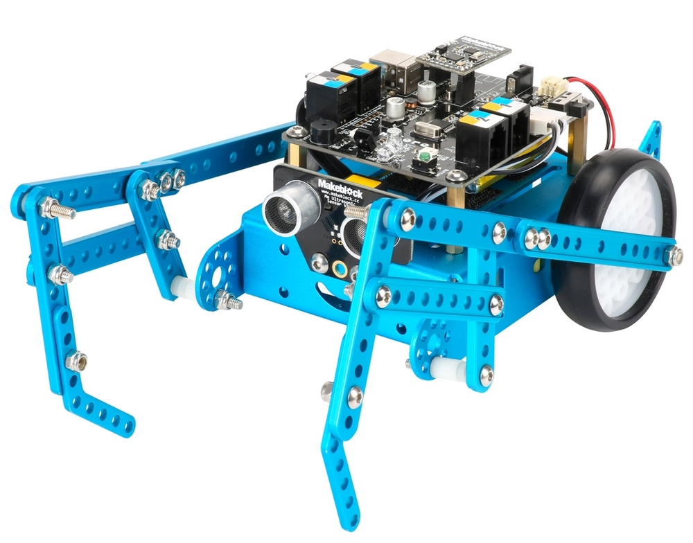 Makeblock mBot Add-on Pack Six-legged Robot | Product Repository